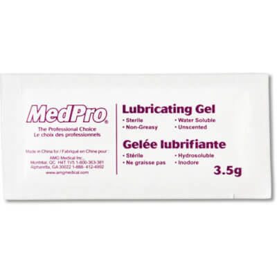 MedPro lubricating gel 3.5g