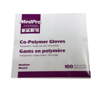 Cropped MedPro Co-polymer glove box