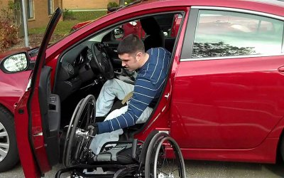 Can you drive with a disability?
